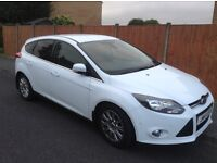 2.0 TDCi auto Ford Focus. Start stop keyless mode. Privacy glass. Full Ford Service history