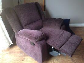 Recliner Chair £45