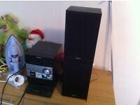 Mini sterio /cd player