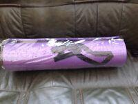 Yoga mat 10mm thick brand new