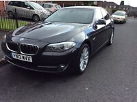 BMW 5 SERIES 2.0 SE DIESEL AUTOMATIC 2012 FULL BMW Service history 10 months mot miles 104000