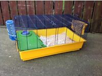 Indoor cage , rabbit , Guinea pigs , with extras , possible free delivery