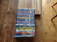 Kids bundle 3, 20 x Disney and dreamwork films