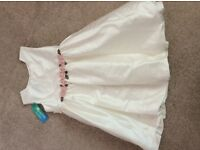 New girls dress- ideal bridesmaid/christening dress