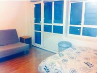 DOUBLE ROOM WITH PRIVATE BALCONY AVAILABLE FOR IMMEDIATE RENT- ALL BILLS INCLUDED