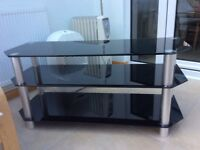 Glass Stand for large TV