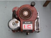 Briggs & Stratton 4HP lawnmower engine