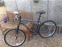 MARIN Gents/boys 19 inch bike plus accessories.