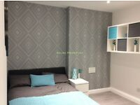 Brand new GF 1 bed falt recently renovated in the heart of Wembley. BILLS INCLUDED