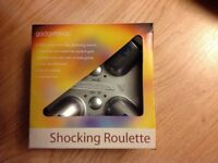 Shocking Roulette - used once- still in box