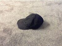 Armani cap in black