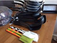 Joblot boot sale IKEA Frying Pans Baking Sets Kitchen items NEW