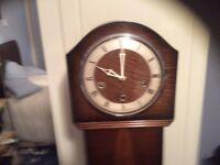 Attractive grandaughter clock