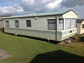 6 BERH STATIC CARAVAN FOR RENT SAT 22/4/17 7 nts £250 AT DEVON CLIFFS EXMOUTH IN DEVON BOOK NOW