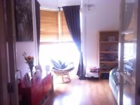 My 2 bed flat for house with garden....