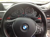 Bargain Car First time Buyer - BMW MSport 320d 2013 model genuine mileage must see