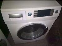 white Siemens washing machine..digital cheap free delivery