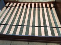 King Size Bed Slats, New / Boxed