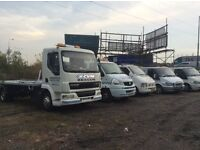 SCRAP CAR & VANS,NON RUNNERS,MOT FAILURE,ANYTHING CONSIDERED