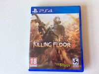 Playstation 4 Game Killing Floor 2