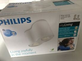 Philips My Living ceiling spot light white