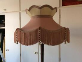 Standard lamp retro