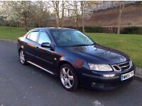 55 SAAB 9-3 VECTOR SPORT DIESEL-SATNAV-SUNROOF-LEATHERS- PX WELCOME