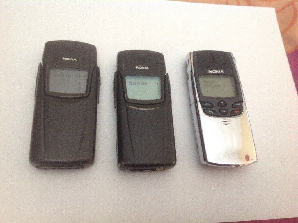 3 nokia classic phones nokia 8810 nokia 8910i and 8910