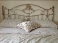 Beautiful, ornate, Super King Headboard from Fairway Furniture