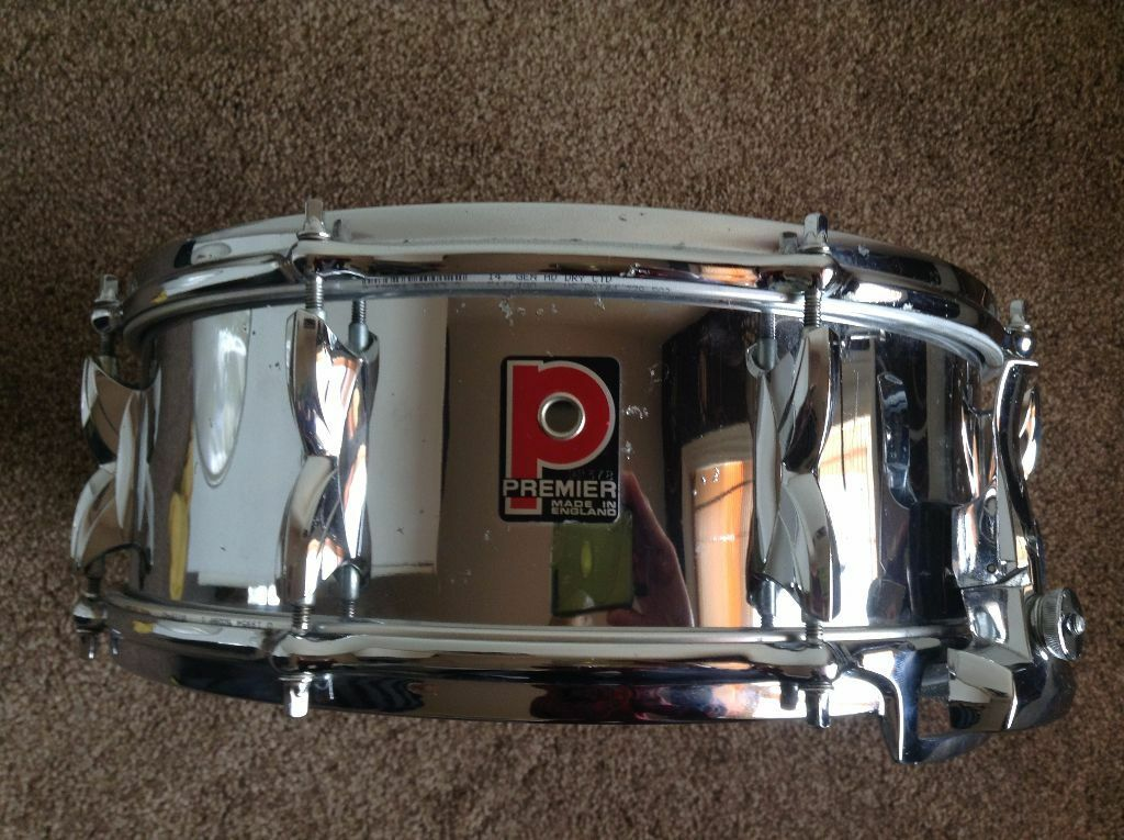 Vintage Premier 2000 Snare Drum In Heanor Derbyshire