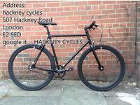 Brand new single speed fixed gear fixie bike/ road bike/ bicycles + 1year warranty & free service n1
