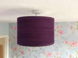 Ceiling and table lamp shades