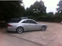 FOR SALE!!! Mercedes Benz CL500 SPORT Coupe 5 litre V8 automatic good condition £3995 Ono