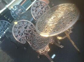 Table 2 chairs