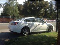 Mazda6 White 2.2 diesel manual