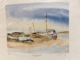 North Norfolk print unframed