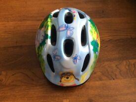 Winnie the Pooh child's cycle helmet brand new