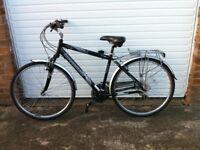 Men's Bycycle For Sale - Barracuda Oregon 6061 Alloy Series Hybrid Bike