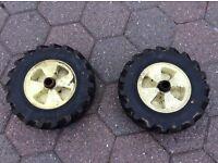 Rotavator wheels wow fab must look