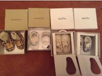 Designer New-Born Baby Shoes
