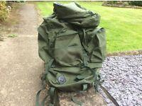 Immaculate large, lightweight rucksack