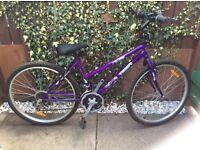 Lady's/Girl's mountain bike