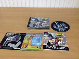 Crash Bandicoot 3 Warped For Sony Playstation 1 / PS1 Game Complete Black Label