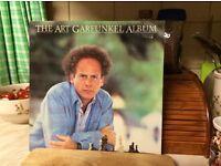 Record The Art Garfunkel Album.
