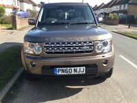 Land Rover discovery 4 3.0 TD V6 XS 4X4 5dr