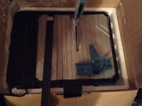 USED ERBAUER ERB337TCB 750W TILE CUTTER