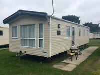 Prestige caravan Haven wild duck Norfolk Gt Yarmouth
