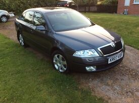 Skoda Octavia Elegance FSI ..very good condition.fully serviced and valeted.no cam belt.good runner