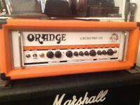 Orange 120 crush pro Head