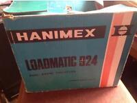 Hanimex D24 dual guage projector